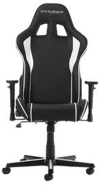 Spēļu krēsls DXRacer Formula Black/White