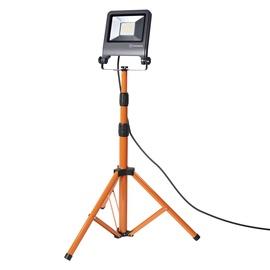 Прожектор Ledvance, 50 Вт, 4500 лм, 4000 °К, IP65, серый
