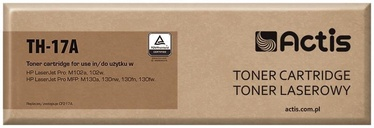 Actis TH-17A Replacement For HP 17A CF217A Black