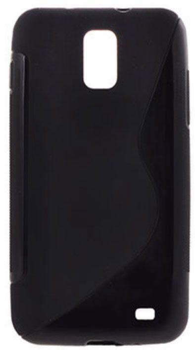 Telone Back Case S-Case for Samsung i9210i Galaxy S2 LTE Black