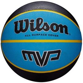 Wilson MVP Basketball Size 7 Black/Blue