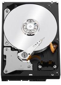 Western Digital Red 1TB IntelliPower SATA3 64MB WD10EFRX
