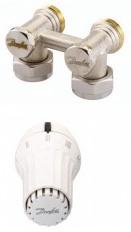 Termogalva ar ventili Danfoss,  013G5091 1/2, taisns