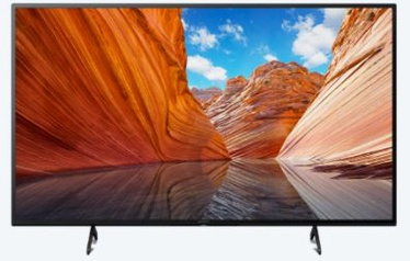 Телевизор Sony KD43X80JAEP, LED, 43 ″