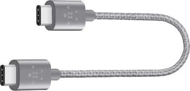 Belkin Mixit USB Type-C Cable Grey 0.15m