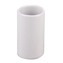 Glāze vannas istabai Thema Lux BCO-0355B, balta