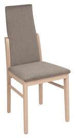 Ēdamistabas krēsls Black Red White Top II Brown