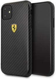 Ferrari On Track Back Case For Apple iPhone 11 Black