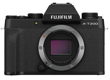Sistēmas fotoaparāts Fujifilm X-T200 Body Black