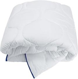 Пуховое одеяло Dominari Antibacterial, 220 см x 200 см, белый