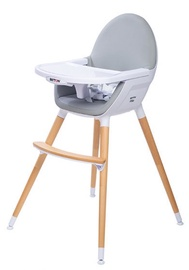 Britton Fika Highchair Light Gray