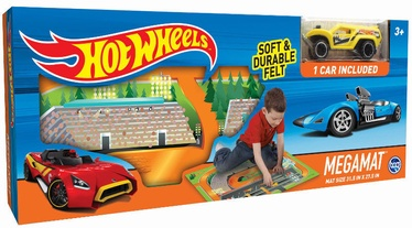 TCG Hot Wheels Mega Mat With Car 30741