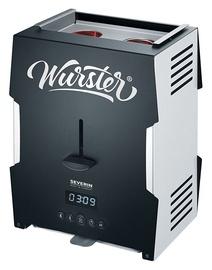 Аппарат для изготовления хотдогов Severin WT 5000, 2000 Вт