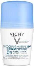 Дезодорант для женщин Vichy Optimal Tolerance Mineral 48h, 50 мл