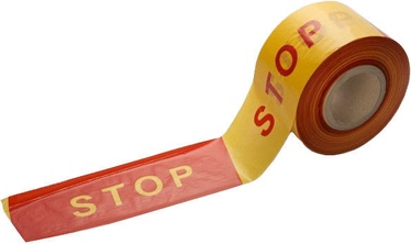 Ierobežošanas josla SN STOP Warning Tape 500m