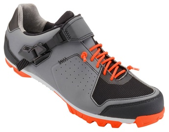 Cube Shoes MTB Peak Pro Grey/Cherry Tomato 46