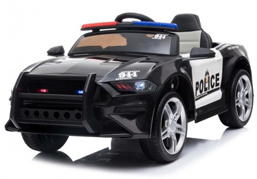 Bezvadu automašīna Police SUV, melna