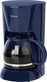 Кофеварка Bomann KA 1501 CB Blue