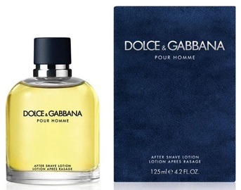 Dolce & Gabbana Pour Homme After Shave Lotion 125ml