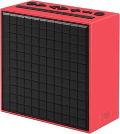 Bezvadu skaļrunis Divoom TimeBox Red, 5 W