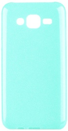 Telone Candy Shine Jelly Back Case For Xiaomi Redmi 4A Light Blue