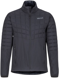 Marmot Mens Featherless Hybrid Jacket Black L