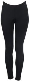 Bars Womens Leggings Black 12 140cm