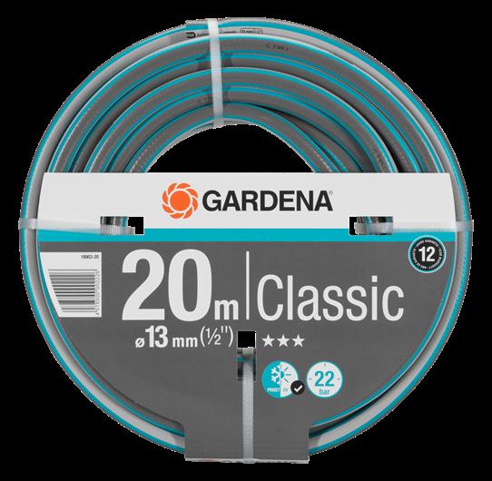 ŠĻŪTENE 13 MM (1/2IN) 20M CLASSIC (GARDENA)