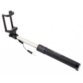 Personīgās nūjas Esperanza EMM120KK Selfie Stick Black