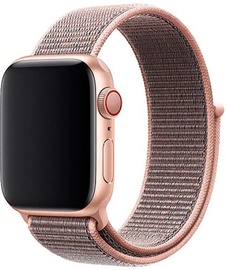 Devia Deluxe Series Sport3 Band For Apple Watch 44mm Pink Sand