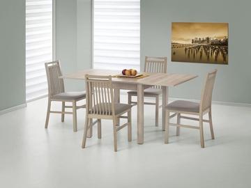 Обеденный стол Halmar Gracjan Sonoma Oak, 800 - 1600x800x760 мм