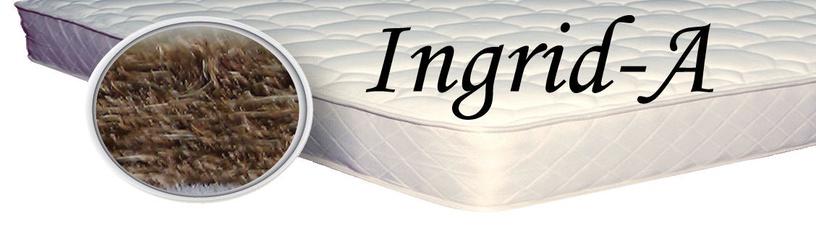 Матрас SPS+ Ingrid - A, 120x200x3 см
