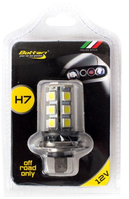 Bottari LED H7 18 SMD Off Road 17899