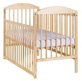 Детская кровать Drewex Kuba II Pine, 124x65 см
