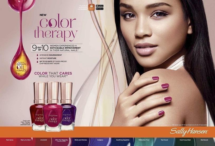 Sally Hansen Color Therapy Nail Polish 14.7ml 180