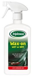 CarPlan Triplewax Wax-on Wet or Dry 500ml