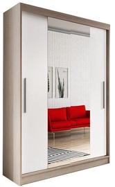 Idzczak Meble Wardrobe Neomi 1 Sonoma Oak/White