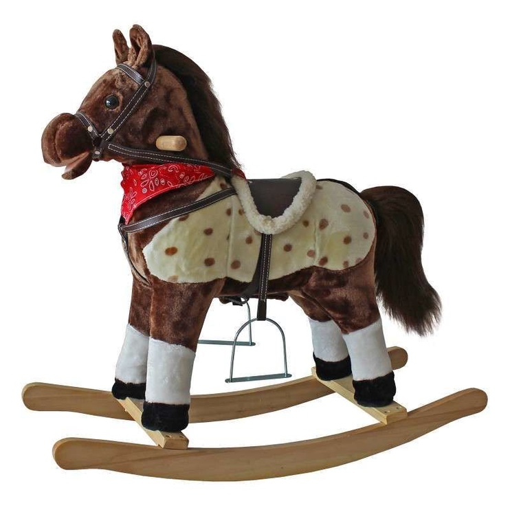 Baby Mix Rocking Horse YL-XL222L