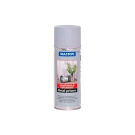 Maston Spray Metal Primer 400ml Aluminum/Galvanized