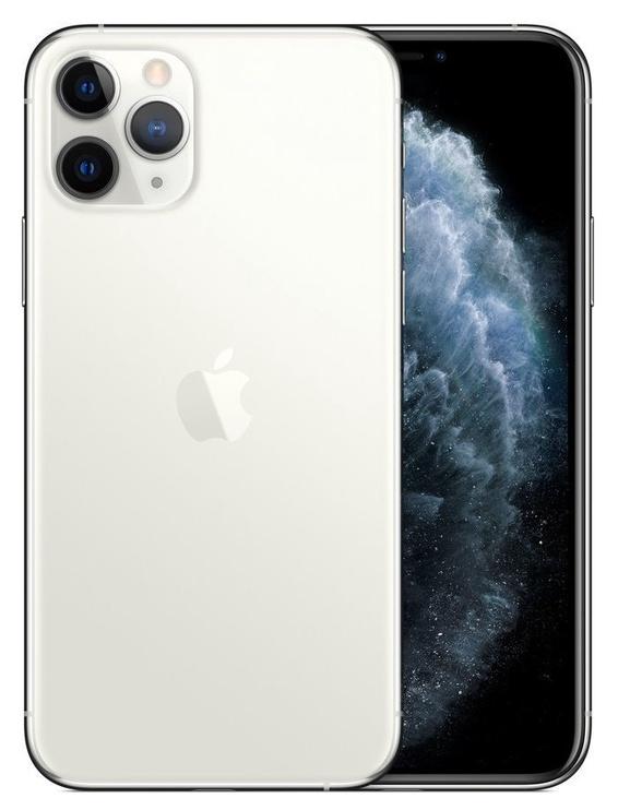 Mobilais telefons Apple iPhone 11 Pro Silver, 64 GB
