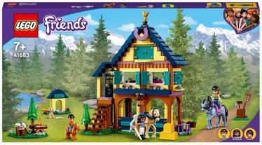 Konstruktors LEGO Friends Zirgu izjāžu centrs mežā 41683, 511 gab.