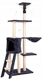 GoodHome Cat Tree House XL Grey 138cm