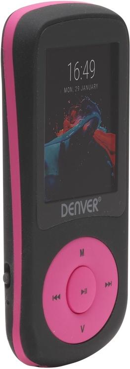 Mūzikas atskaņotājs Denver MPG-4094NR Pink, 4 GB