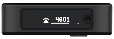 Tractive Pet Activity Tracker TRAPB1 Black