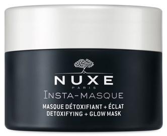 Маска для лица Nuxe Insta Masque Detoxifying + Glow Mask, 50 мл