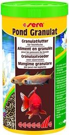 Barība zivīm Sera Pond Granulat 1000ml