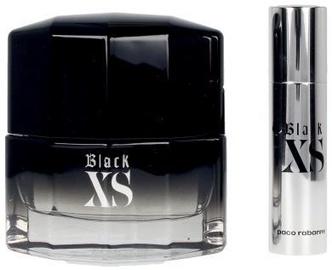 Paco Rabanne Black XS 2pcs Gift Set 60ml EDT