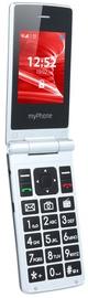 MyPhone Tango Dual Silver/Black