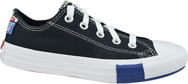 Кроссовки Converse Chuck Taylor All Star Junior Low Top 366992C Black 31.5