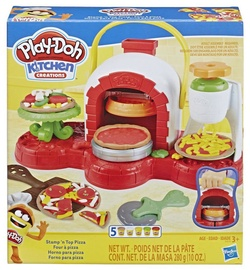 Hasbro Play-Doh Kitchen Creations Stamp 'N Top Pizza E4576